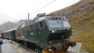 北欧(2)ベルゲン(ノルウェー・ナットシェルでフィヨルド周遊)