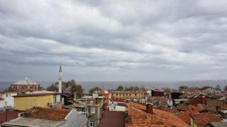 トルコ(1)アブダビからイスタンブールへ