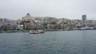 トルコ(10)イスタンブール観光(トプカプ宮殿・ボスポラス海峡クルーズ・ガラタ塔)