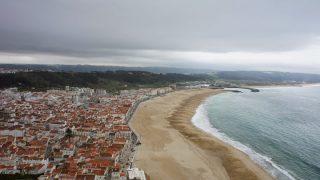 スペイン・ポルトガル(7)ナザレ観光