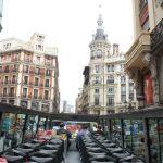 スペイン・ポルトガル(10)2階建てバスでマドリード市内観光