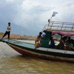 ベトナム・カンボジア(4)トンレサップ湖クルーズ&ナイトマーケット