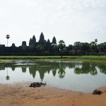 ベトナム・カンボジア(5)アンコール遺跡群の見学