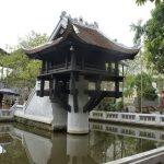 ハノイ(2)ホーチミン廟・水上人形劇・足マッサージ