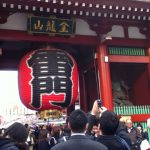 東京観光(明治神宮・築地・浜離宮庭園・浅草)