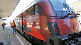 中欧(4)ブダペスト~ウィーン(鉄道)&ウィーン観光