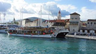 クロアチア(4) スプリットからシベニク&トロギール日帰り