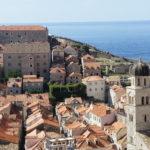 クロアチア(2)ドブロブニクで城壁巡り&スルジ山からの絶景
