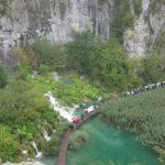 クロアチア(6) プリトヴィッツェ湖群国立公園ハイキング