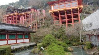 佐賀(2)肥前浜宿&祐徳稲荷神社