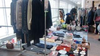 大井競馬場&品川のフリーマーケット