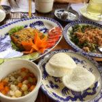 ベトナム中部(7)ドンバ市場&フエ宮廷料理