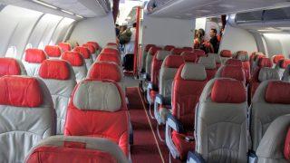 タイ(1)成田空港からタイ・エアアジアXでバンコクへ