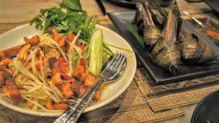 タイ(3)タイ料理の「スパイスマーケット」で夕食&夜のバンコク散策