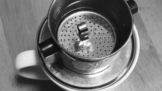 ベトナム式コーヒーフィルター