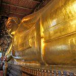 タイ(2)バンコク観光(ワットポー&ワットプラケオ・王宮&ワットアルン)