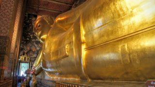 タイ(2)バンコク観光(ワットポー・ワットプラケオ・王宮・ワットアルン)