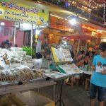 タイ(3)バンコクからホアヒンへ&ホアヒンのナイトマーケット