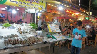 タイ(3)バンコクからホアヒンへ⇒ナイトマーケット&アナンタラ ホアヒンリゾートに宿泊