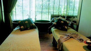 タイ(9)バンコク・Divana Nurture Spaでスパ体験