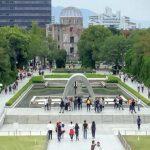 広島(5)広島観光(平和記念公園・原爆ドーム)