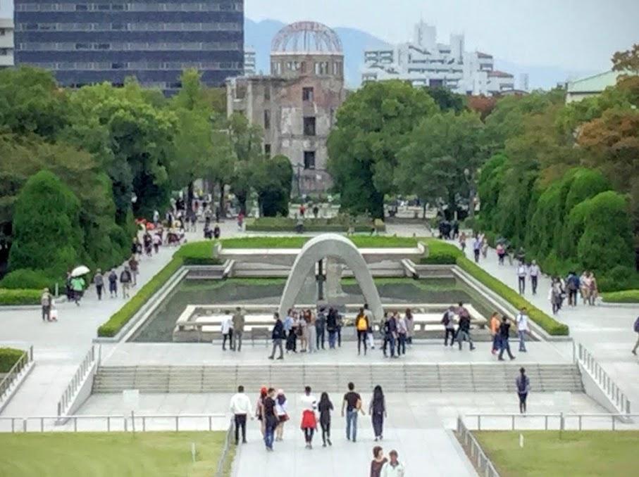 hiroshima-peace-memorial