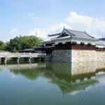 広島(7)広島観光(旧日銀広島支店・広島城・縮景園)