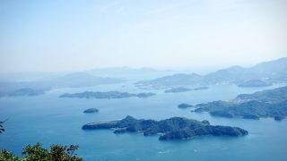 広島(3)三原観光(三原城跡・筆影山・竜王山)