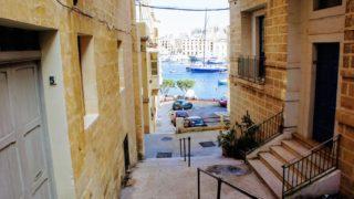 マルタ島(8) スリーシティーズを散策