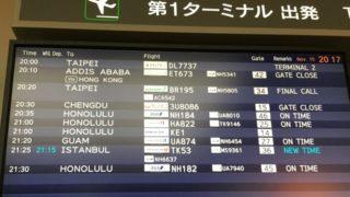 マルタ島(1) 成田からイスタンブール経由でマルタへ【ターキッシュエアライン】