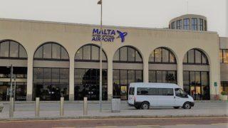 マルタ島(13) バレッタからマルタ空港へ