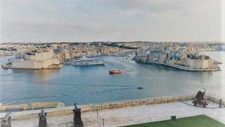 マルタ島(16)バレッタ旧市街の観光
