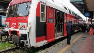南イタリア(2) バーリから鉄道でロコロトンドへ