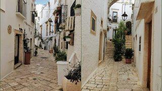 南イタリア(3) ロコロトンド旧市街の観光