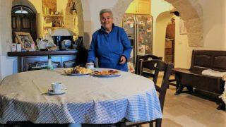 南イタリア(5) アルベロベッロ・早朝散歩でトゥルッリ見学