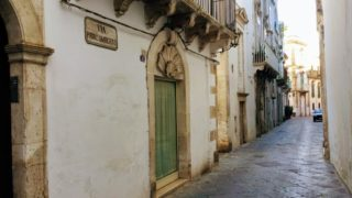 南イタリア(8) マルティーナ・フランカ旧市街の観光