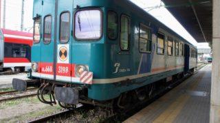 南イタリア(6) アルベロベッロから鉄道でチステルニーノへ