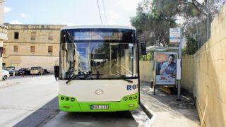 マルタ旅行での交通手段