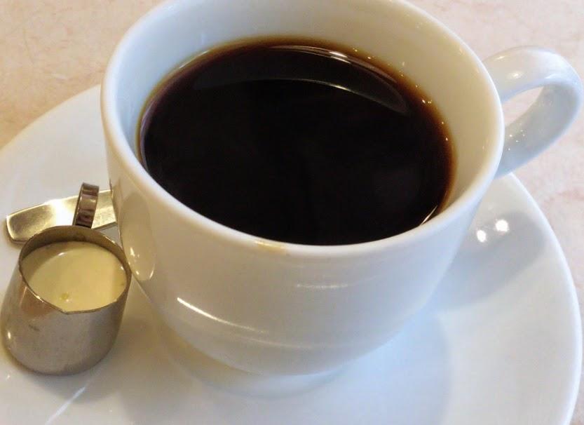 純喫茶マリーナのコーヒー