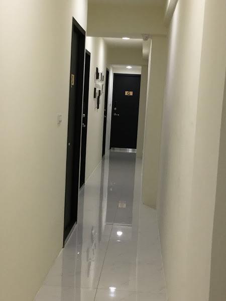 台北のアパート
