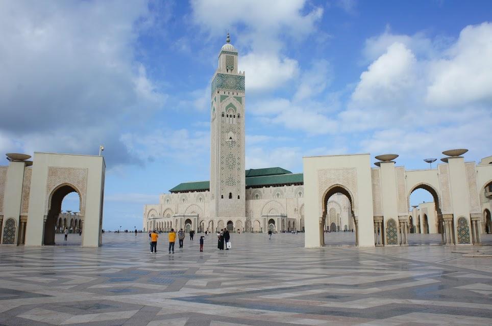 ハサン2世モスク
