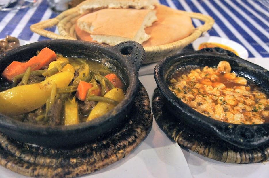 Restaurant Beldi Bab Ssour シャウエン