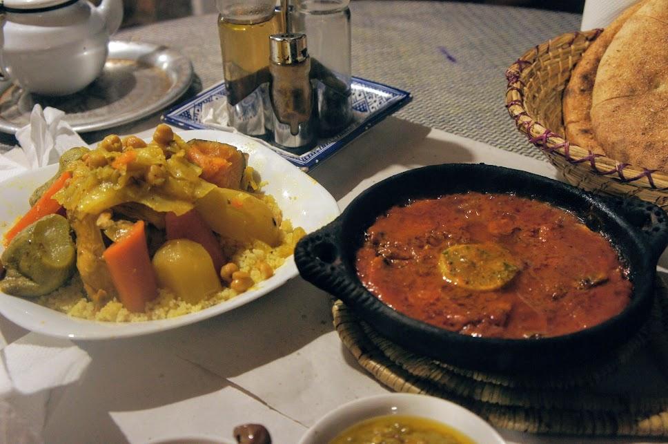 モロッコ料理