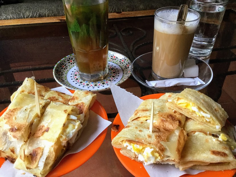 Café Tounsi シャウエン