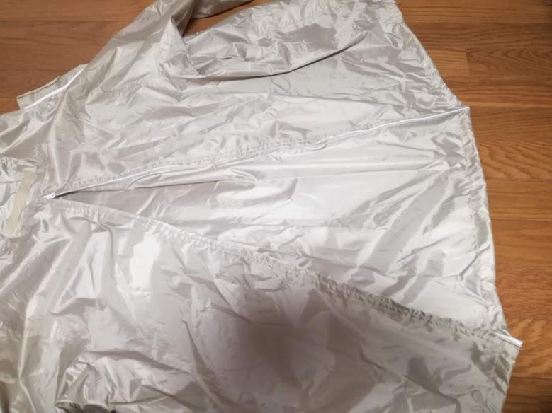 W7600 BAG in透湿レインスーツの概要